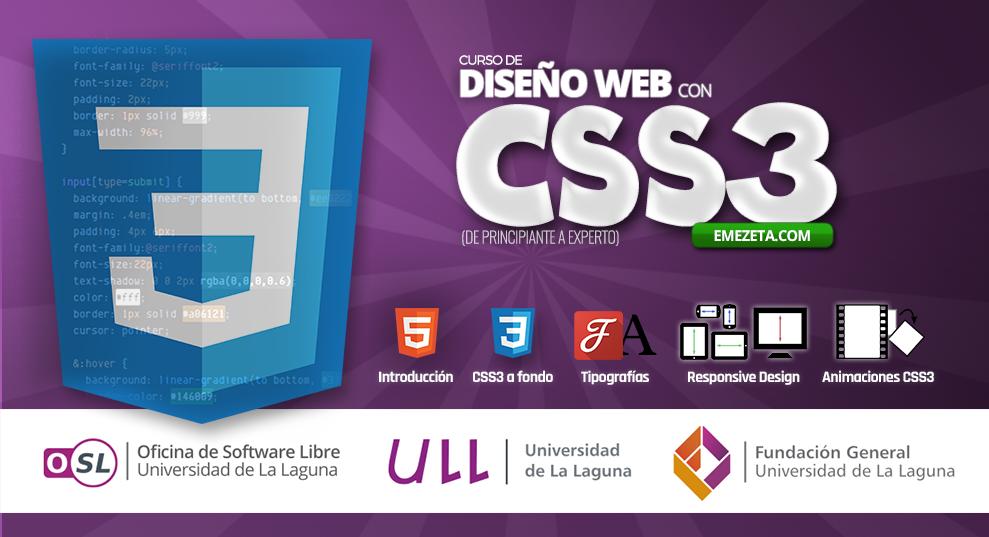 Diseño web con CSS3